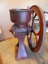 Cast Iron Coffee Grinder I Have Something Very Close To This And It Is Very Old Off