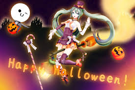 anime happy halloween happy halloween 2015 by ichigo custard on deviantart