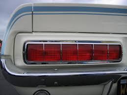 sn95 mustang tail lights californiaspecial com 1968 gt cs identification california