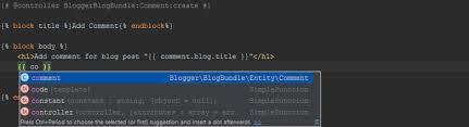 zf2 twig layout twig templates symfony development using phpstorm phpstorm
