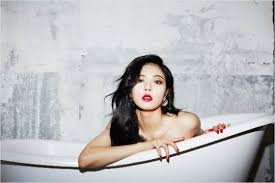 hyuna is as sexy as ever in recent photo shoot soompi hyuna talks about her sexy concept support from wonder girls yenny