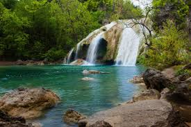 Oklahoma nature activities images Turner falls park jpg