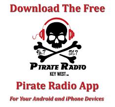 Radio Locator App Pirate Radio Key West