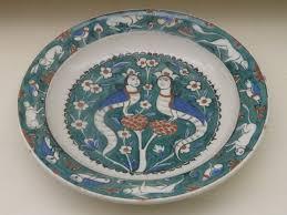 Ottoman Pottery File Animal Decorated Ottoman Pottery P1000583 Jpg Wikimedia Commons