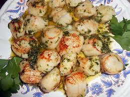 comment cuisiner des escargots recette de st jacques au beurre d escargots