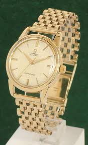 gold bracelet mens watches images Superb original solid 9ct gold omega seamaster automatic mens jpg