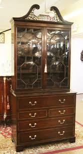 Antique Secretary Desk With Bookcase antique cabinets bookcases