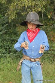 Cowboy Halloween Costume Cowboy Halloween Costume Thrift Store Country Chic