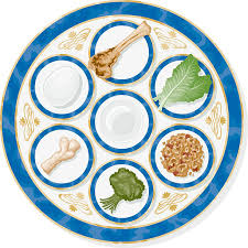 what s on a seder plate royalty free passover seder plate clip vector images