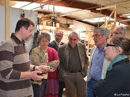 chambre des metiers basse normandie tourouvre a la découverte des artisans du haut perche actu fr