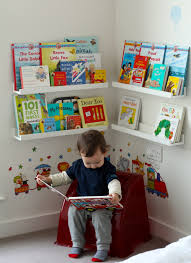 15 creative book storage ideas for kids montessori display and