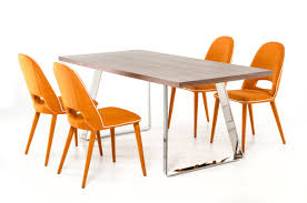 wonderful orange dining chairs for furniture chairs with orange