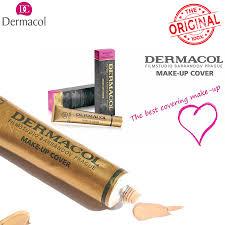 aliexpress com buy dermacol make up cover 30g primer concealer