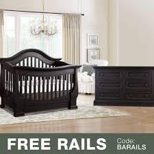 Davenport Convertible Crib Baby Appleseed 2 Nursery Set Davenport 3 In 1 Convertible