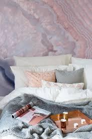 si e de mural papel pintado cuarzo rosa room interiors and walls