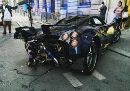 pagani huayra interior is the crashed one off pagani huayra pearl the saddest news you u0027ve