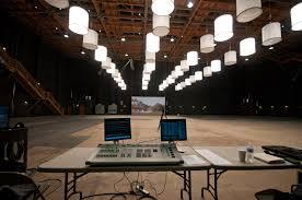 set lighting warner bros studio facilities