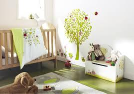 Green Nursery Decor Cool Baby Nursery Room With Green Floor And Tree Wall Paint