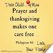 prayer thanksgiving christian poetry by deborah