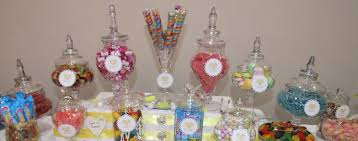 candy table for wedding and candy buffet table hire sweet cart candy cart