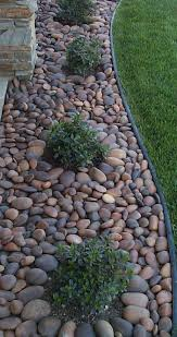 Rocks For Garden Edging Modern Rock Garden Advice Pinterest Rock