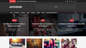 templates blogger personalizados modelos de blog personalizados inbrand agência de propaganda