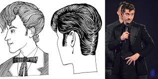 teddy boy hairstyle collections of mens hairstyles early 1900s cute hairstyles for