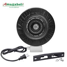 carbon filter fan for grow room amagabeli