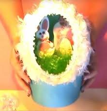 paper mache easter baskets how to make paper mache easter eggs part one
