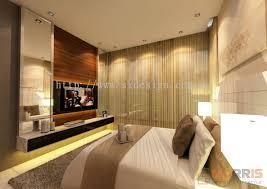 Tv Console Designs For Bedroom Taman Gaya Austin Regency Residential Renovation N Interior