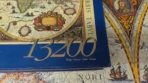 World Map Puzzles by Clementoni Puzzle 13200 Pieces Youtube