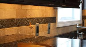 kitchen backsplash how to stainless steel outlet covers kitchen backsplash how to tile a