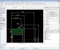 free mechanical engineering cad software screenshot