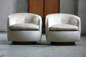 armchair modern appealing modern swivel armchair 36 polka dot accent chair swan