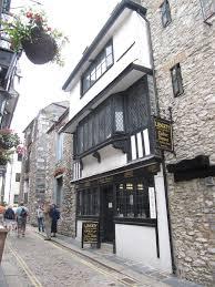 file plymouth new street tudor house jpg wikimedia commons