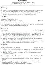 Sample Resume For A Student With No Experience Resume Mba Student Resume Samples No Experience College Sample A