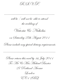 wedding invitation wording wedding invitations simple sle wedding invitations wordings