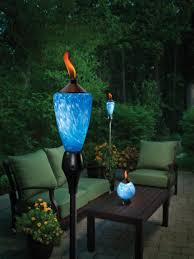 fire lamp outdoor diy tiki torch stand fire lamp outdoor metal