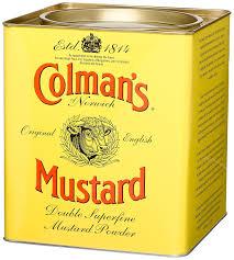 coleman s mustard colman s superfine mustard powder 4 pound 6