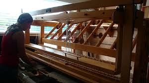 Rug Weaving Looms Crafting A Career Out Of Woven Rugs Slideshow Michigan Radio