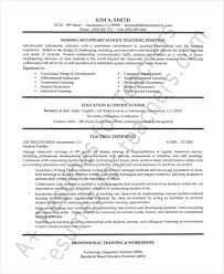curriculum vitae sles for teachers pdf to jpg teacher resume sle 28 free word pdf documents download