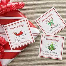 Personalized Christmas Gifts | personalized christmas gift tags season s greetings