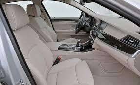 Bmw 528i Interior 2012 Bmw 528i Test Review Car And Driver
