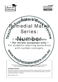 Place Value To Hundred Thousands Worksheets Remedial Maths Series Number By Teacher Superstore Issuu