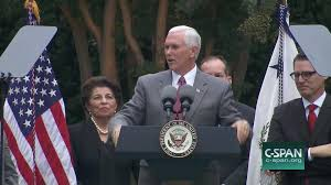 vice president pence addresses hispanic heritage month event c