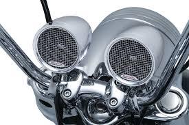 honda mtx kuryakyn roadthunder speaker pods by mtx speakers audio