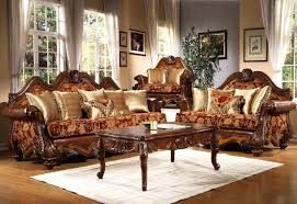 Living Room Traditional Furniture Arrangement Styles Design Groups - Traditional sofa designs