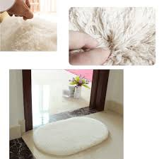 Rugs For Bathroom Floor by Memory Foam Bathroom Shaggy Rug Non Slip Bath Mat Floor Shower