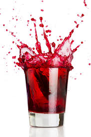 blood shot drink of the week