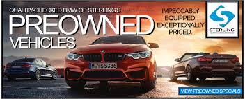 bmw bmw of sterling new bmw dealership in sterling va 20166